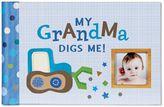 """Gibson C.R. Boy Oh Boy """"My Grandma Digs Me"""" Brag Book in Blue"""
