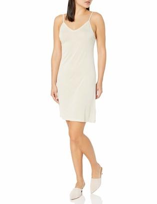 Majestic Filatures Women's Viscose Cami Slip Dress