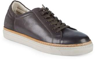 Kenneth Cole New York Premier Leather Low-Top Sneakers