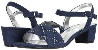 David Tate Allana (Navy) Women's Shoes