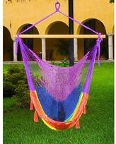 Hammock Swing Chair Rainbow
