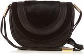 Diane von Furstenberg Medium Bullseye leather messenger cross-body bag