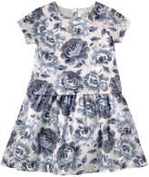 Cath Kidston Peony Blossom Girls Dress