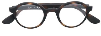Ray Ban Junior Round Glasses