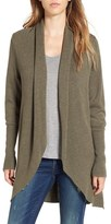 Leith Women's Shawl Collar Cocoon Cardigan
