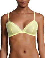 Calvin Klein Lace Triangle Bra