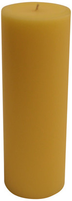 """Full Moon Candle Co Pineapple Cilantro Pillar Candle, 9"""""""