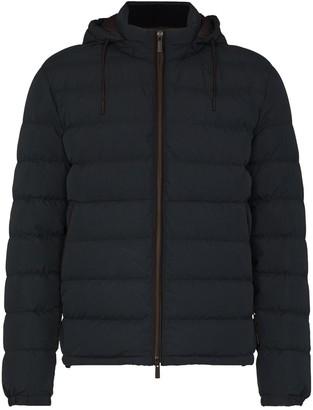 Ermenegildo Zegna Hooded Puffer Jacket