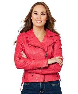 Joe Browns Women's Joe's Funky Leather Jacket