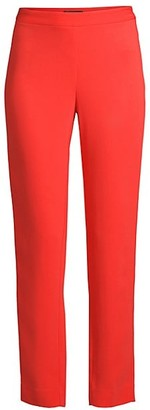 Donna Karan Side Zip Trousers