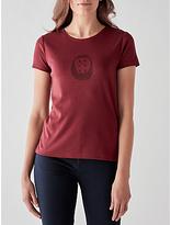 People Tree Hedgehog T-Shirt, Wine