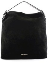 Vince Camuto Elois Hobo Women Leather Black Hobo.