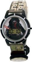 Star Wars Boy's SWSKD103 Polyurethane Quartz Fashion Watch