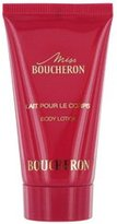 Miss Boucheron by Boucheron for Women 1.6 oz Body Lotion