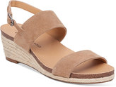 Lucky Brand Jette Wedge Slingback Sandals