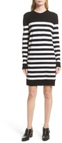 Rag & Bone Women's Lilian Stripe Merino Wool Dress