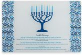 Bed Bath & Beyond Tempered Glass Menorah Drip Tray
