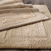 Pier 1 Imports Reversible Cotton Oatmeal Bath Rug Collection