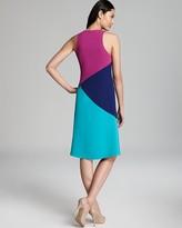 Rachel Roy Sleeveless Color Block Dress