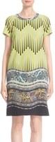 Etro Women's Print Wool Cady Tunic Dress
