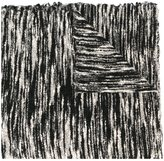 Faliero Sarti woven zebra scarf - unisex - Silk/Modal/Cashmere - One Size