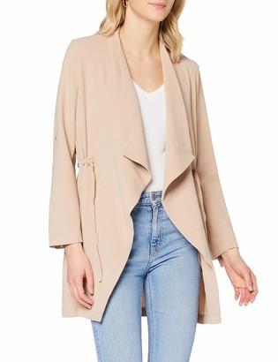 Pieces Women's PCBELIA 3/4 Short Coatigan Coat