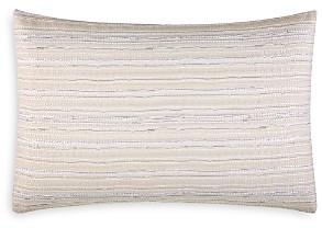 Vera Wang Marbled Strie Breakfast Pillow, 15 x 22