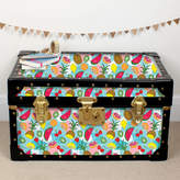 Milly Green Tropical Fruits Tuck Box