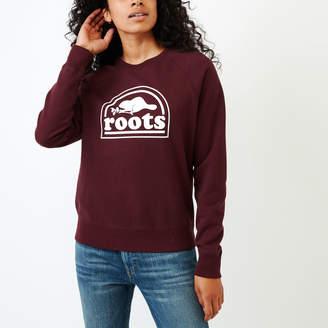 Roots Vault Relaxed Crew Sweatshirt