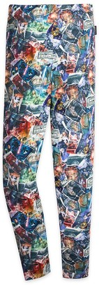 Disney Star Wars: The Skywalker Saga Collage Leggings for Women by Her Universe