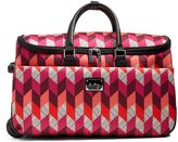 "Vera Bradley 22"" Rolling Duffel Travel Bag"