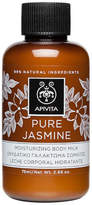 Apivita APIVITA Pure Jasmine Mini Moisturizing Body Milk 75ml