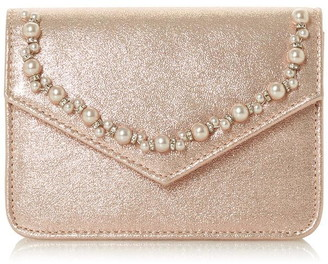 Head Over Heels Bosworthh Trimmed Clutch Bag
