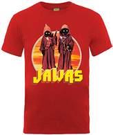 Star Wars Boys Jawas Short Sleeve T-Shirt,9-11.5 (Manufacturer Size:9-11)