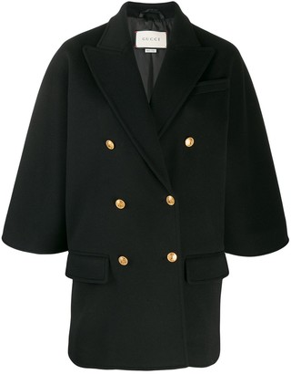 Gucci Boxy-Fit Blazer Jacket