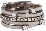 Marco Bicego 18K Goa 5-Strand Diamond Ring
