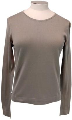 Hermes Grey Silk Knitwear for Women