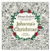 Penguin Random House Johanna's Christmas- A Festive Coloring Book