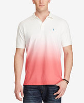 Polo Ralph Lauren Men's Big & Tall Ombre Classic-Fit Mesh Polo