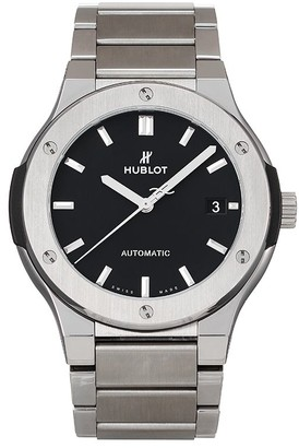 Hublot 2019 pre-owned Classic Fusion 45mm