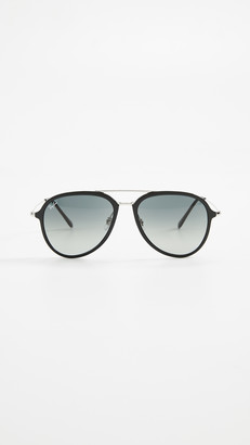 Ray-Ban RB4298 Aviator Gradient Sunglasses