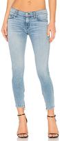 Hudson Nico Ankle Zip Super Skinny. - size 28 (also in 30)