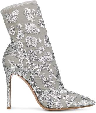 Gianvito Rossi sequins embellished boots