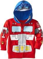 Transformers Optimus Prime Toddler Boys' Character Hoodie