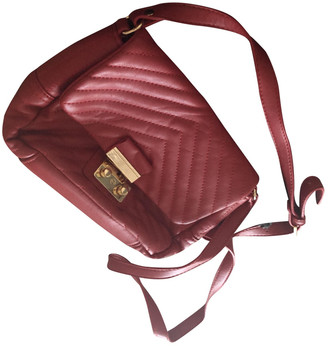Minelli Red Polyester Handbags