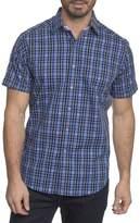 Robert Graham Campfire Plaid Short-Sleeve Shirt