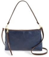 Hobo 'Darcy' Leather Crossbody Bag - Blue