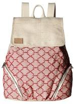 Toms Multi Cross Stitch Mix Backpack