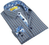 Brio Oxford Tailored Fit Dress Shirt