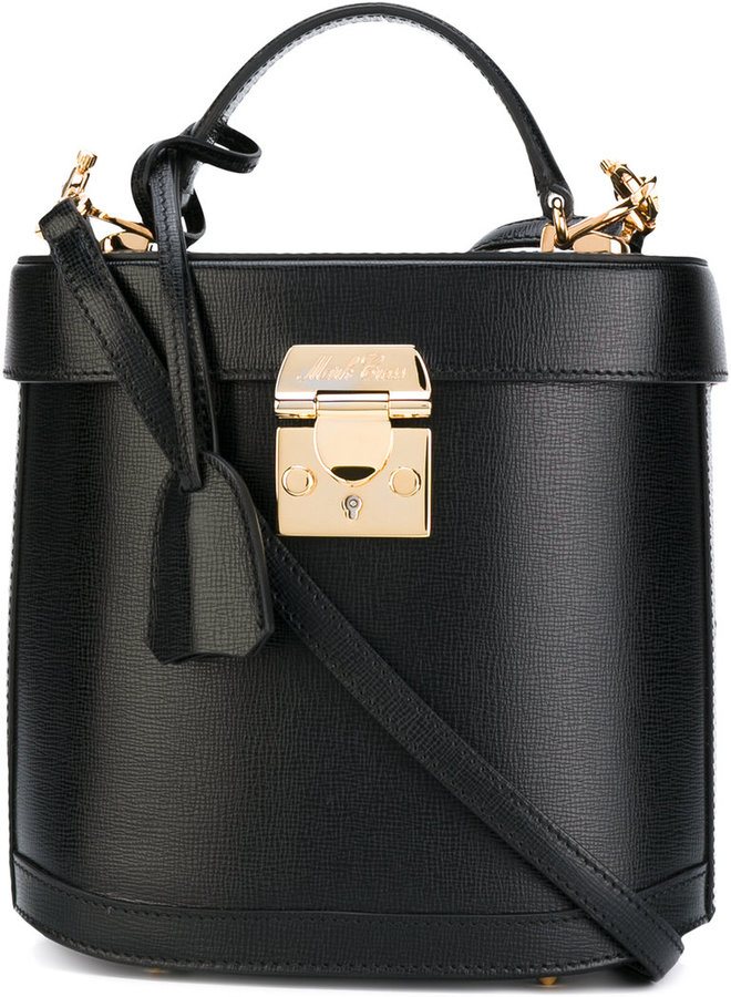 Mark Cross clasp crossbody bag